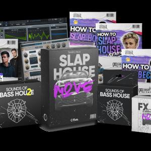 Slap House - Bass House Bundle