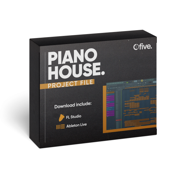 how to piano house