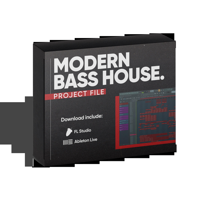 Modern Bass House Project File