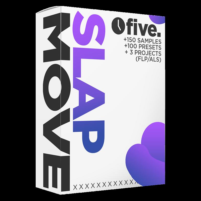 Slap Move Sample Pack